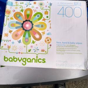 Babyganics wipes